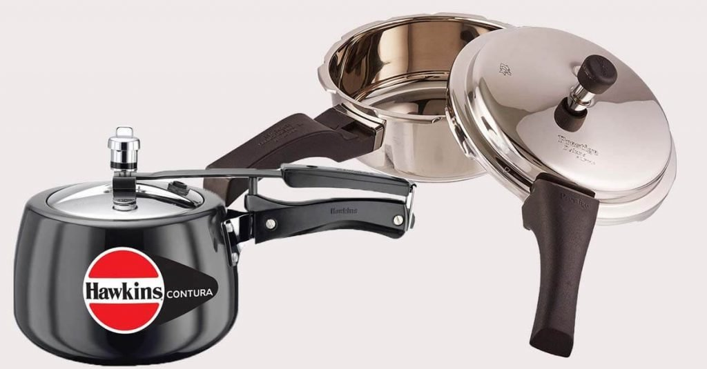 Best 5 Pressure Cookers in India 2020 Review