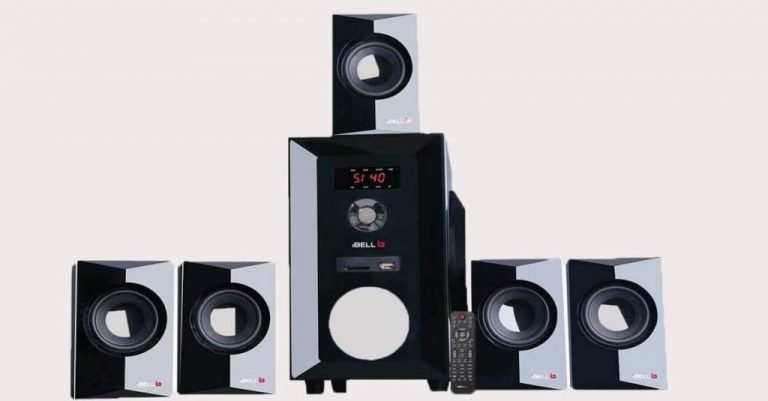Top 2 (5.1) Home Theater Multimedia Speakers under Rs 3000
